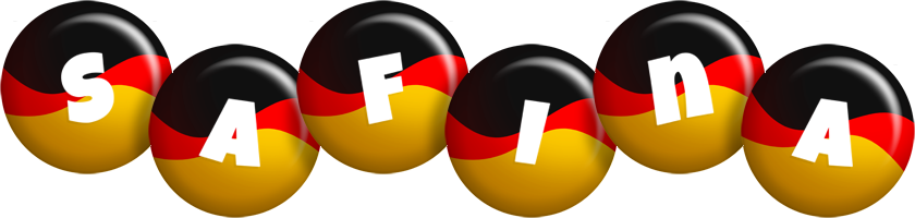 Safina german logo