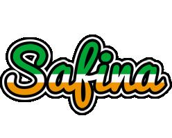 Safina ireland logo