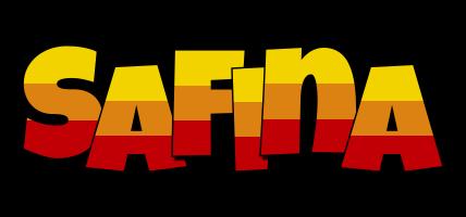 Safina jungle logo