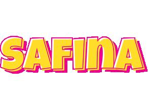 Safina kaboom logo