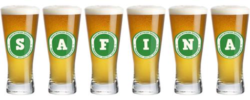 Safina lager logo