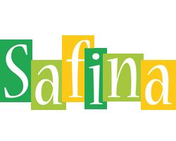 Safina lemonade logo
