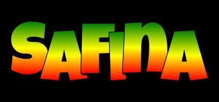 Safina mango logo