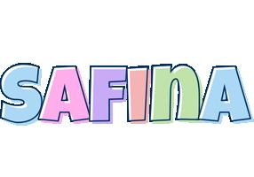 Safina pastel logo