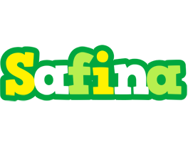 Safina soccer logo