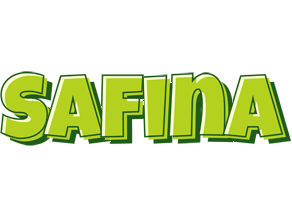 Safina summer logo