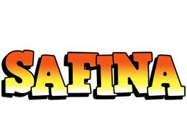Safina sunset logo