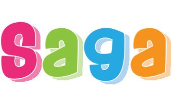 Saga friday logo