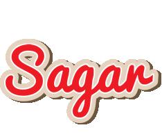 Sagar chocolate logo