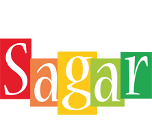 Sagar colors logo