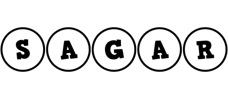 Sagar handy logo