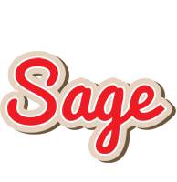 Sage chocolate logo