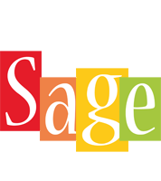 Sage colors logo