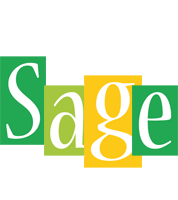 Sage lemonade logo