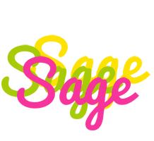 Sage sweets logo