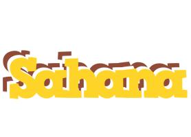 Sahana hotcup logo