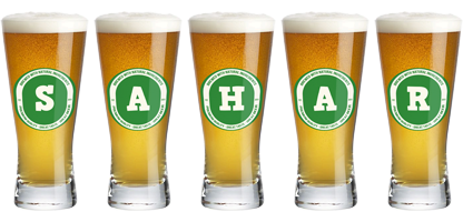 Sahar lager logo