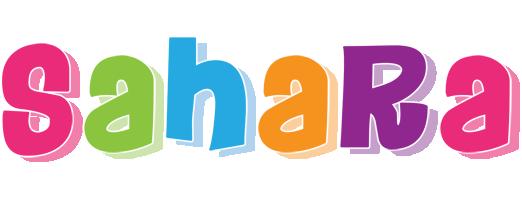 Sahara friday logo