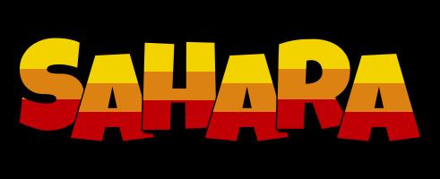 Sahara jungle logo