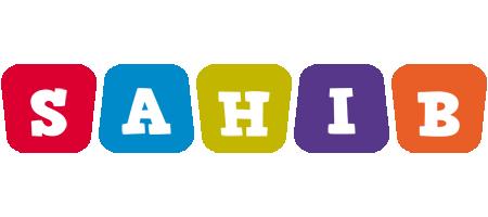 Sahib daycare logo