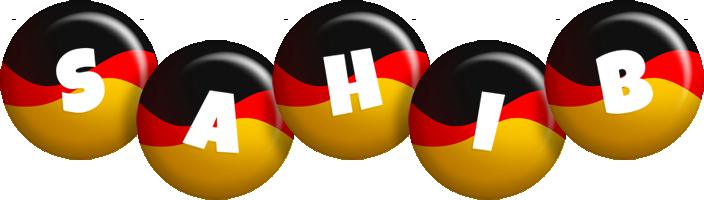 Sahib german logo