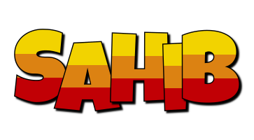 Sahib jungle logo