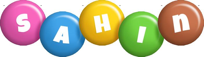 Sahin candy logo