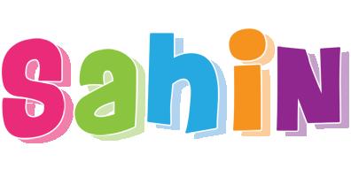 Sahin friday logo