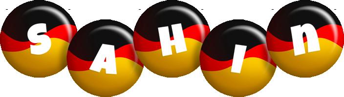 Sahin german logo
