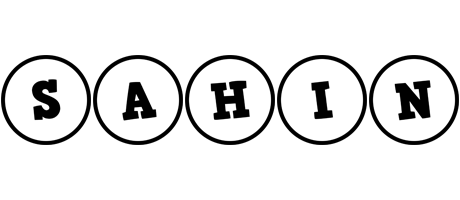 Sahin handy logo