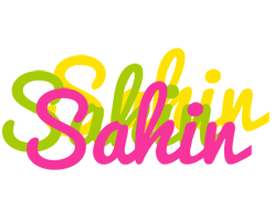Sahin sweets logo
