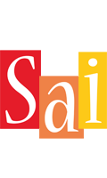Sai colors logo