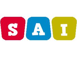 Sai daycare logo