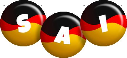 Sai german logo