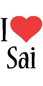Sai i-love logo