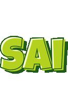 Sai summer logo