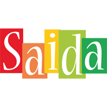 Saida colors logo