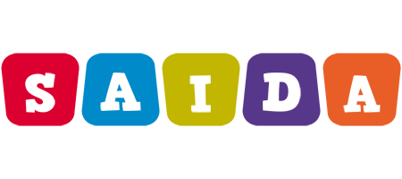 Saida kiddo logo