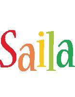 Saila birthday logo