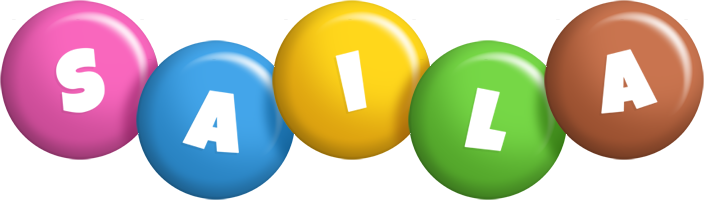 Saila candy logo