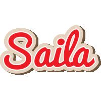 Saila chocolate logo