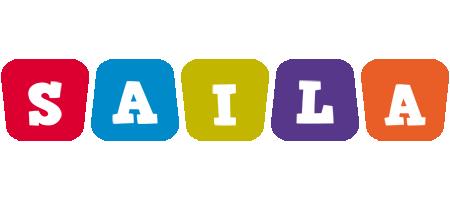 Saila daycare logo