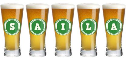 Saila lager logo