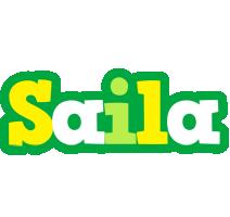 Saila soccer logo