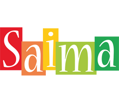Saima colors logo
