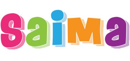 Saima friday logo