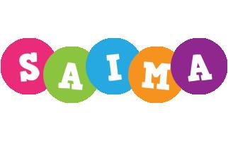 Saima friends logo