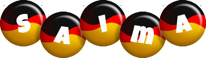 Saima german logo