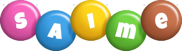 Saime candy logo