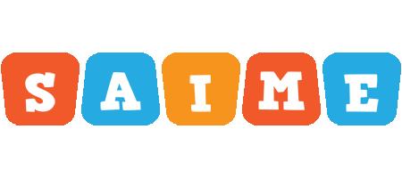 Saime comics logo
